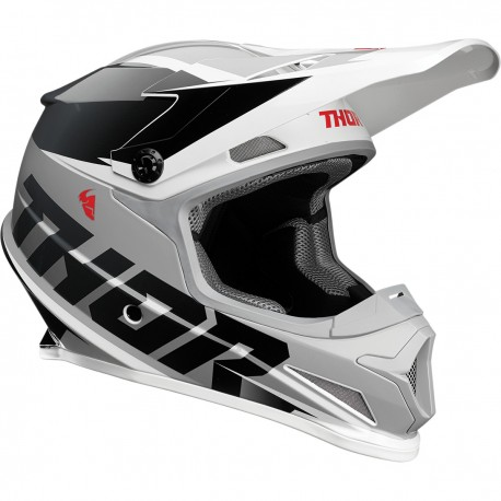 Kask  THOR SECTOR FADER BK/WH