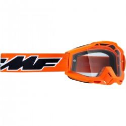 GOGLE FMF VISION Youth Rocket Orange - Clear