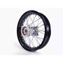 Felga 12 tył 1.85x12' /aluminiowa czarna/
