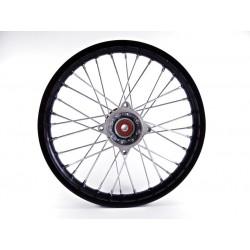 FELGA 14 PRZÓD 1.4x14'  /aluminiowa czarna/